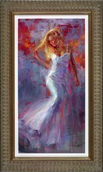 Spring's Whisper by Henry Asencio -  sized 20x40 inches. Available from Whitewall Galleries